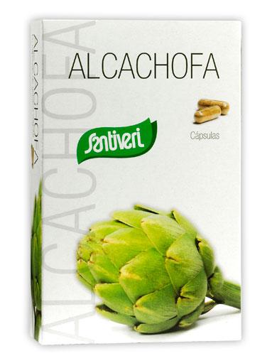ALCACHOFA CAPSULAS SANTIVERI