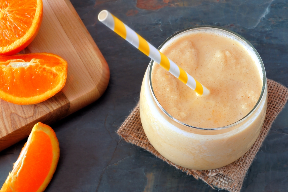Batido de naranja - Orange Smoothie