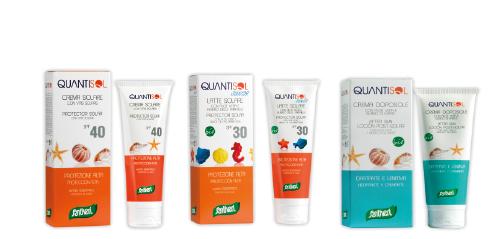 Cremas solares Quantisol para un bronceado natural