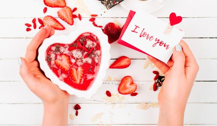 Recetas de San Valentín - Ricette di San Valentino
