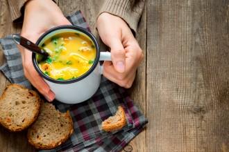 Recetas fáciles platos de cuchara - Ricette facili piatti caldi creme zuppe