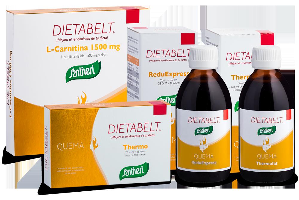 Dietabelt activadores metabolismo