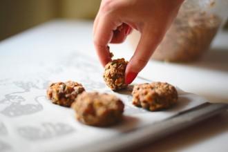 Snacks saludables Recetas Santiveri - Spuntini sani Ricette Santiveri