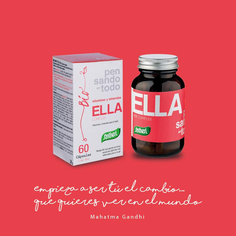 Vitaminas Bio Ella Santiveri