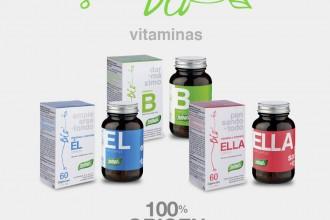 Vitaminas Bio Santiveri Origen Vegetal