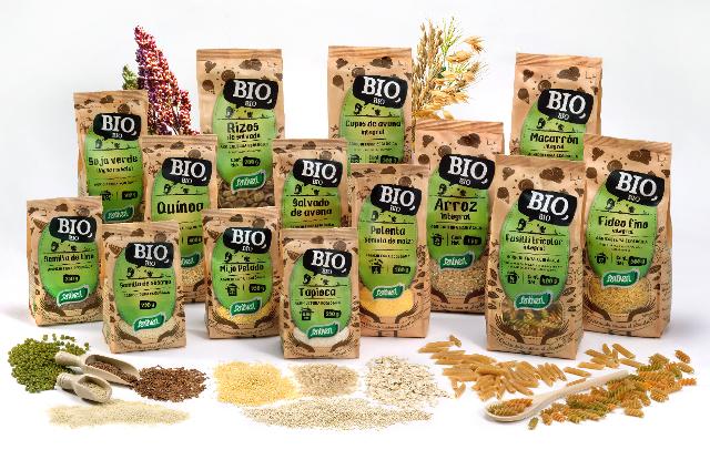 Bio bio cereales integrales alimentos biologicos Santiveri