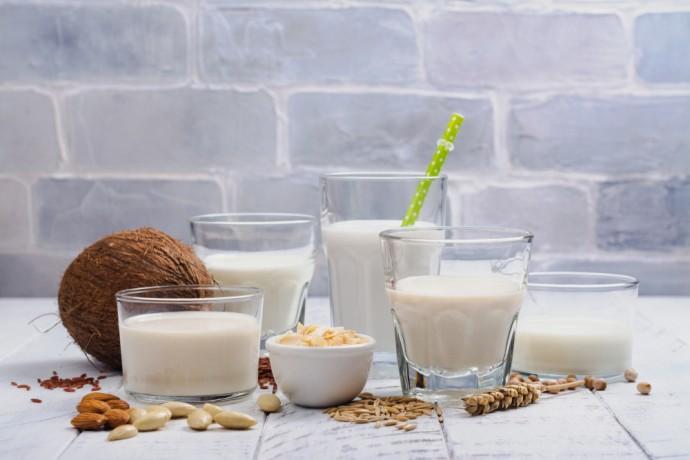 leches vegetales bebidas vegetales sin lactosa