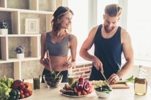 Recetas para deportistas, ricas en proteínas y antioxidantes