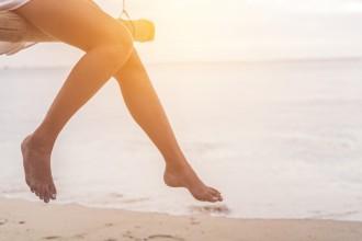 Piernas hinchadas Puedes prevenirlas con dieta y masajes