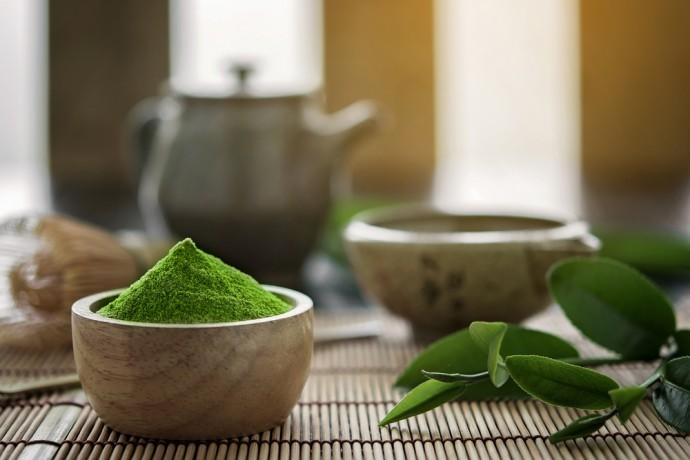 Té matcha, el más potente de los tés verdes