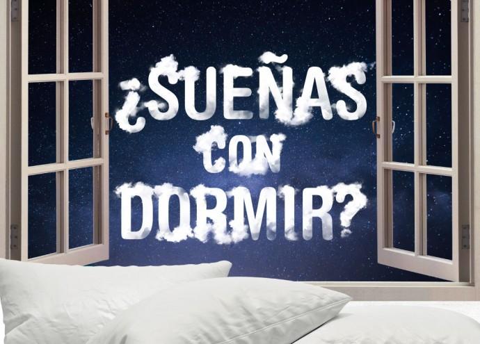 ¿Sueñas con dormir?