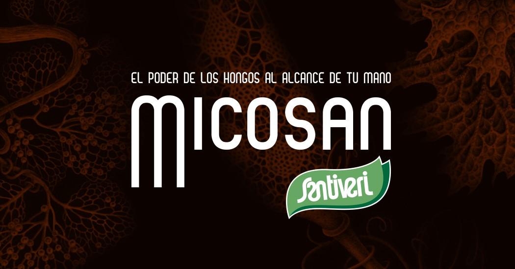 Micosan Santiveri - Hongos medicinales