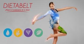 Dietabelt adelgazamiento - Nueva gama Santiveri