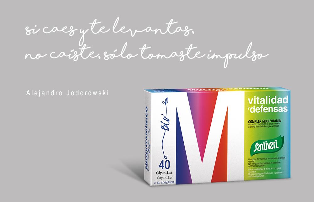 Vitamina M Multivitamina