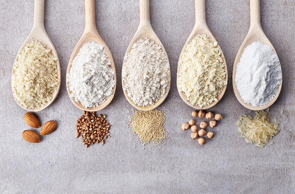 Dieta sin gluten - dieta senza glutine