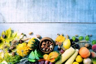 Ricette d'autunno recetas de otoño calabaza setas boniatos granadas