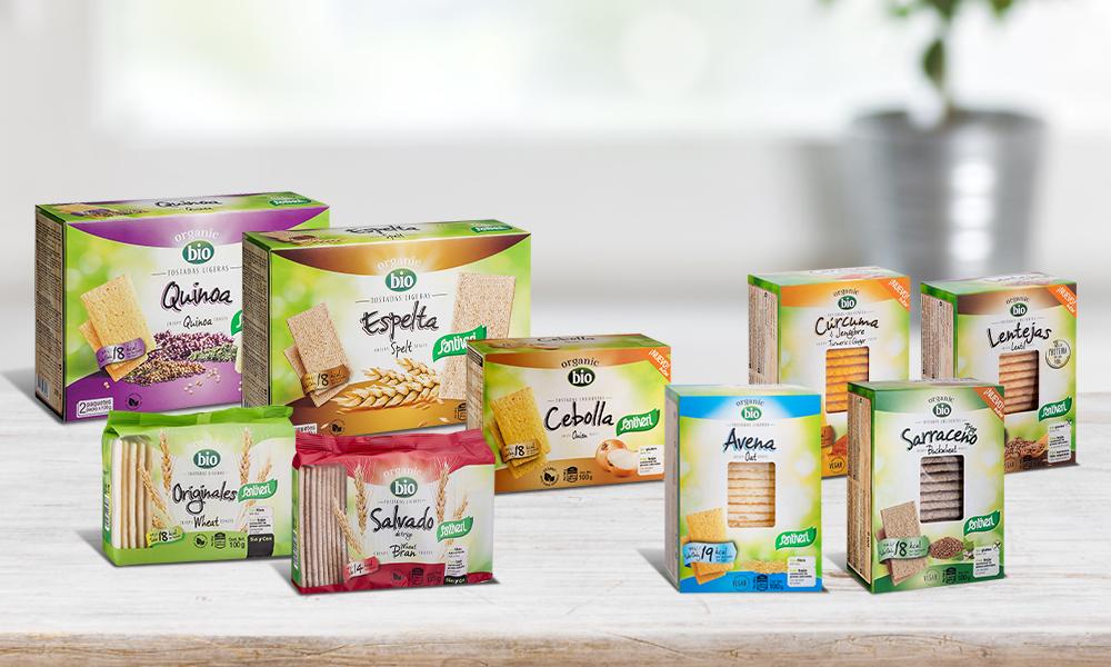 snacks saludables santiveri