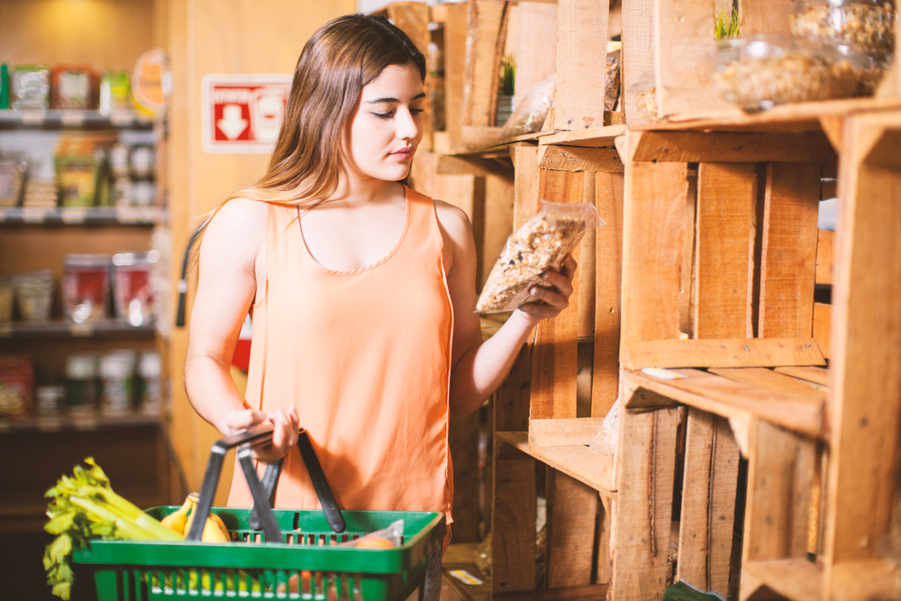 intolerancia alimentaria gluten lactosa etiquetas alimentos