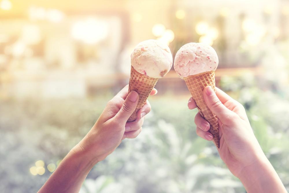 gelati fatti in casa senza lattosio