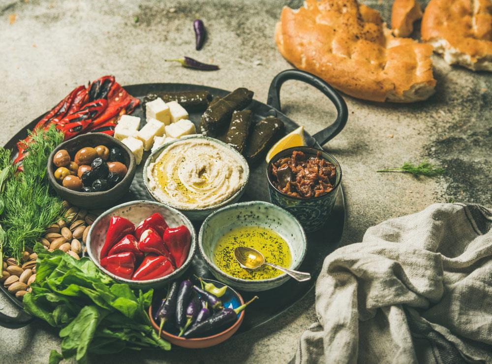 Alimenti anti-invecchiamento, un'assicurazione sulla vita