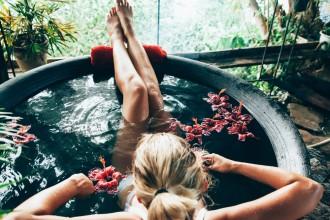 Baño, mucho más terapéutico de lo que piensas