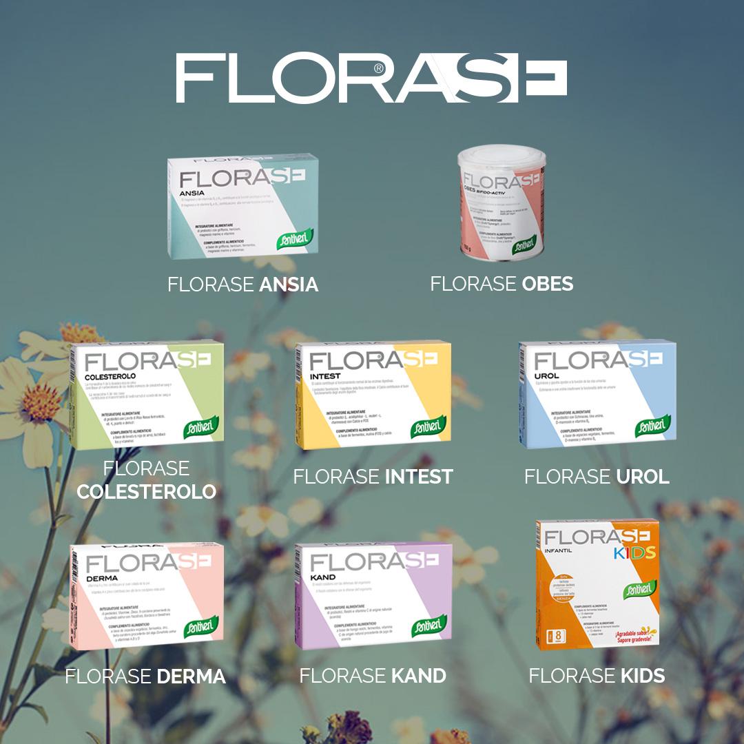 Gama Florase