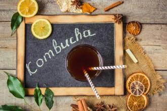 Kombucha, el refresco natural que te cuida por dentro