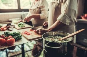 4 recetas de sopa de verduras con un plus