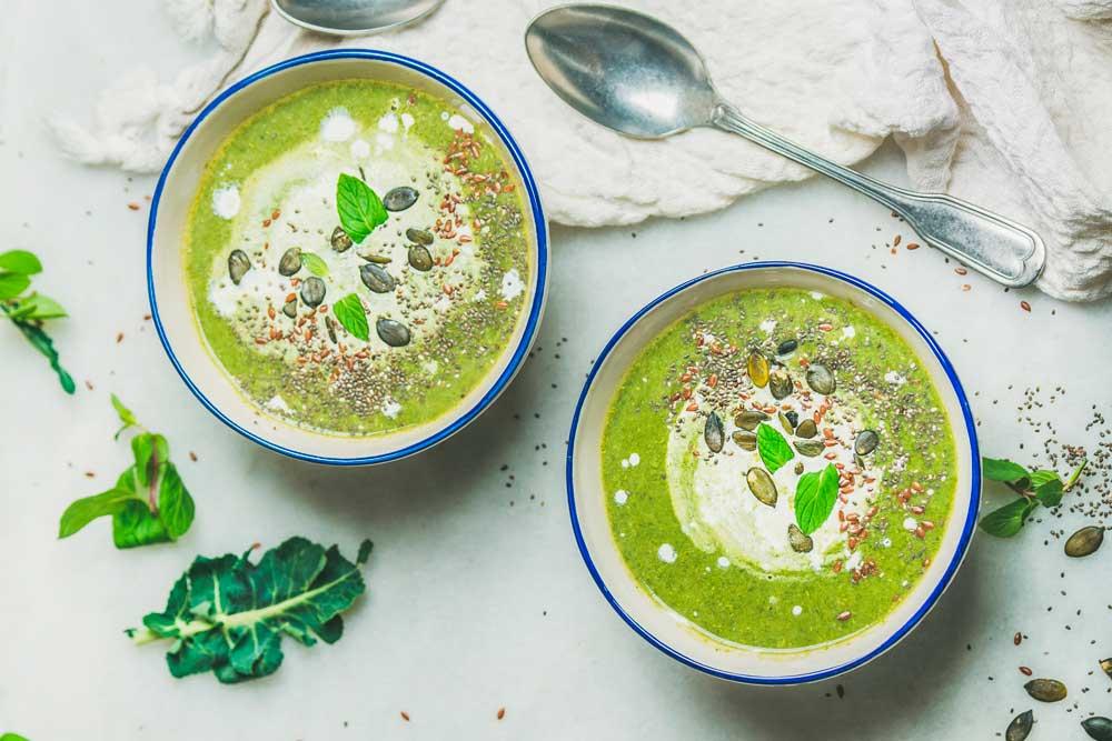 receta crema de brocoli