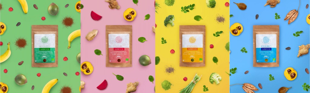 Superfoods Santiveri by Elsa Punset