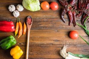Recetas con verduras, ideales en primavera