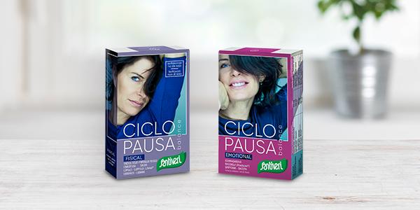 Ciclopausa integratori menopausa
