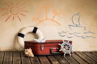 botiquín de viaje