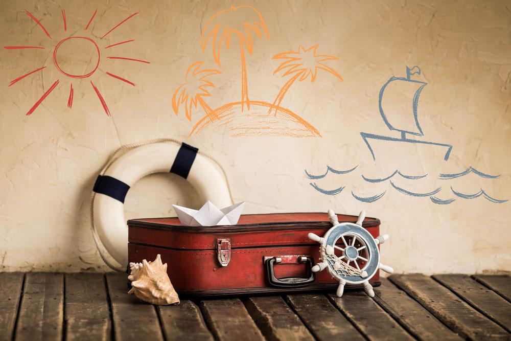 kit di rimedi naturali da viaggio
