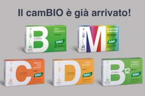 Vitamine Bio 100% di origine vegetale