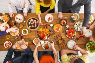 7 consigli per ridurre gli sprechi alimentari durante le feste