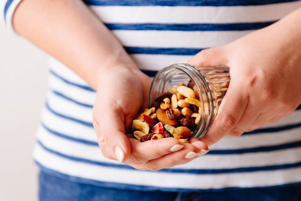 te apetece un snack saludable