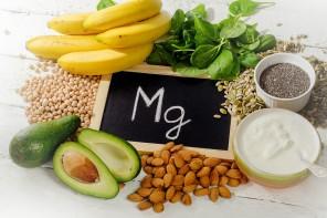 Evita el déficit de magnesio, tu salud te lo agradecer